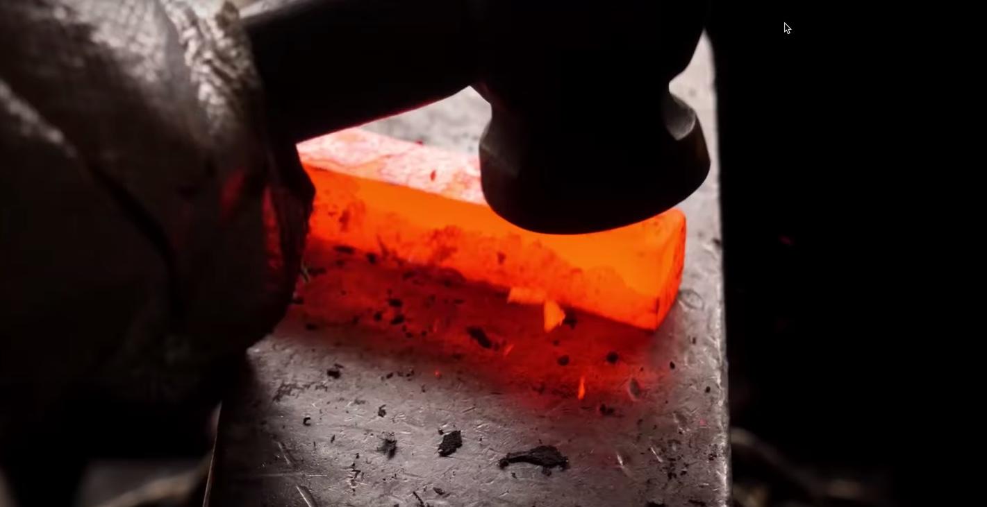 blade forging